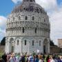 Toskania: Piza – Baptysterium
